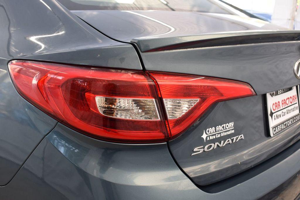 2015 Hyundai Sonata 4dr Sedan 2.4L SE - 18546145 - 6