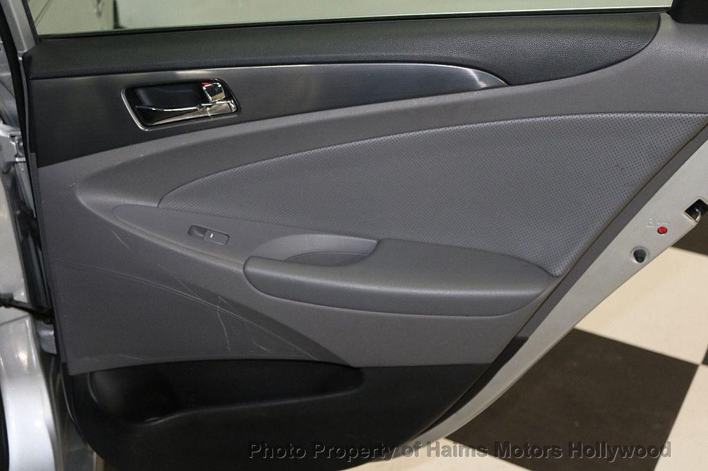 2015 Hyundai Sonata Hybrid 4dr Sedan Limited - 17680788 - 13