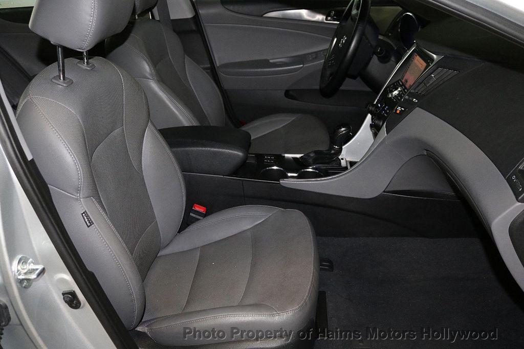 2015 Hyundai Sonata Hybrid 4dr Sedan Limited - 17680788 - 15