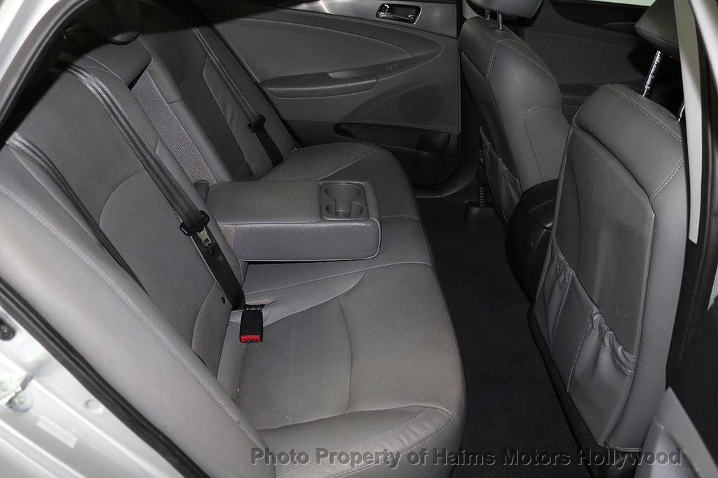2015 Hyundai Sonata Hybrid 4dr Sedan Limited - 17680788 - 16