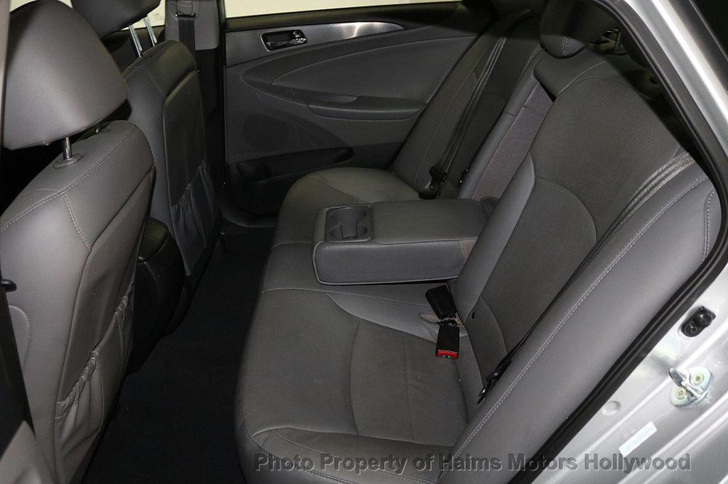2015 Hyundai Sonata Hybrid 4dr Sedan Limited - 17680788 - 17