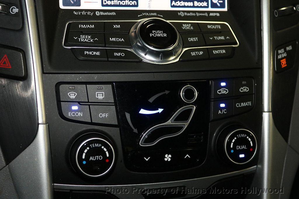 2015 Hyundai Sonata Hybrid 4dr Sedan Limited - 17680788 - 22