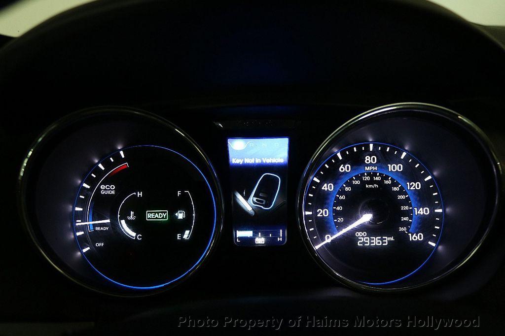 2015 Hyundai Sonata Hybrid 4dr Sedan Limited - 17680788 - 30