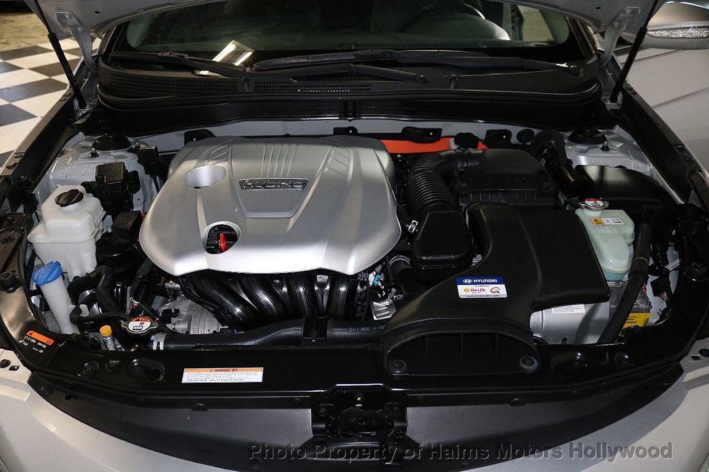 2015 Hyundai Sonata Hybrid 4dr Sedan Limited - 17680788 - 34