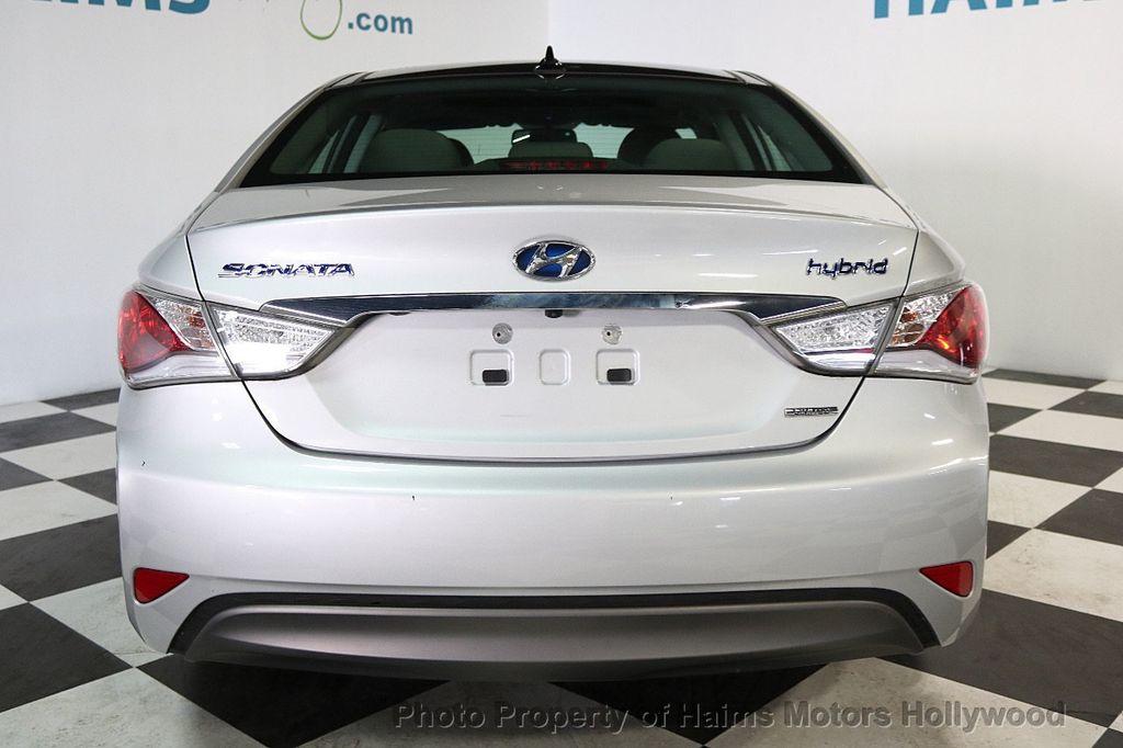 2015 Hyundai Sonata Hybrid 4dr Sedan Limited - 17680788 - 5