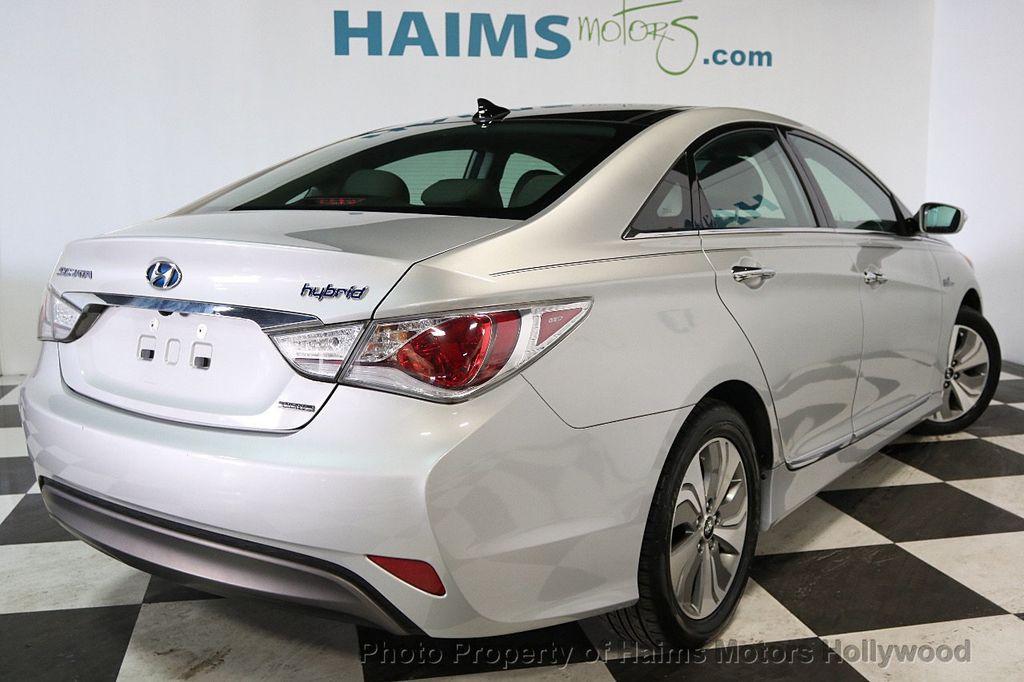 2015 Hyundai Sonata Hybrid 4dr Sedan Limited - 17680788 - 6