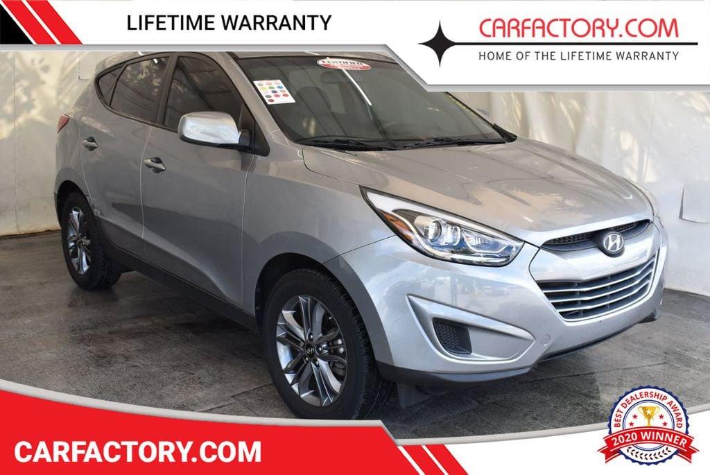 2015 Hyundai Tucson FWD 4dr GLS - 18211308 - 0