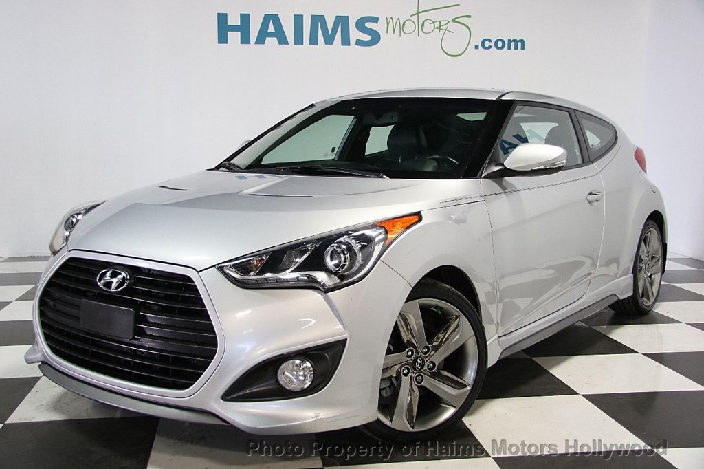 2015 Hyundai Veloster 3dr Coupe Automatic Turbo - 16465337 - 0