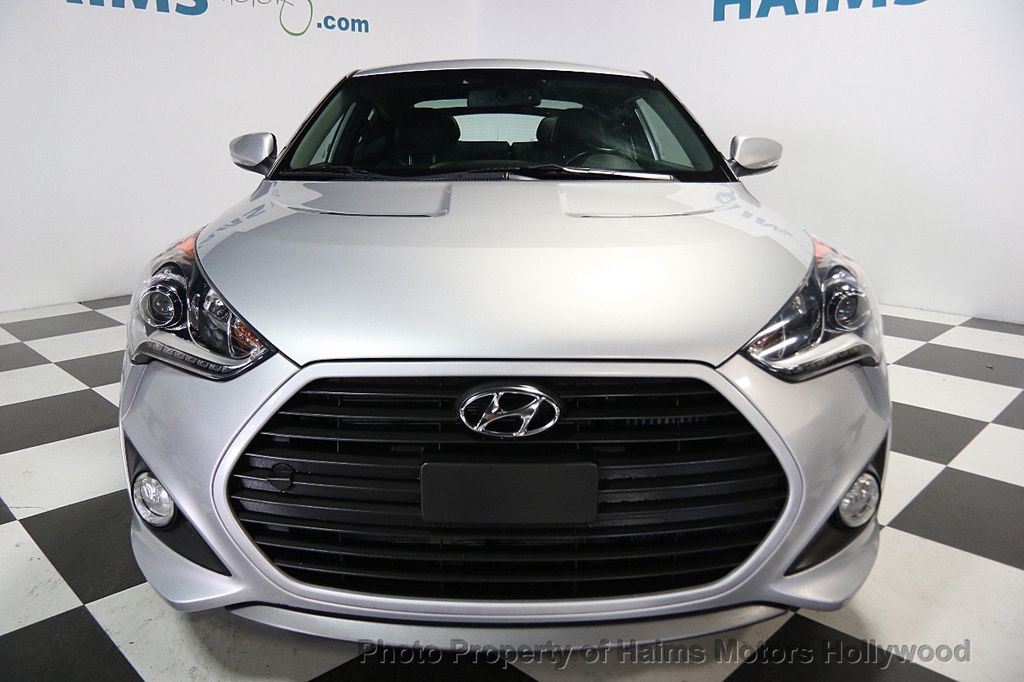 2015 Hyundai Veloster 3dr Coupe Automatic Turbo - 16465337 - 1