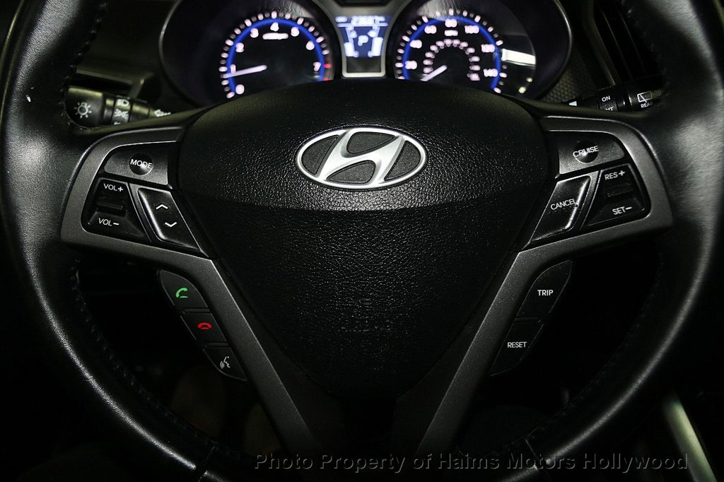 2015 Hyundai Veloster 3dr Coupe Automatic Turbo - 16465337 - 22