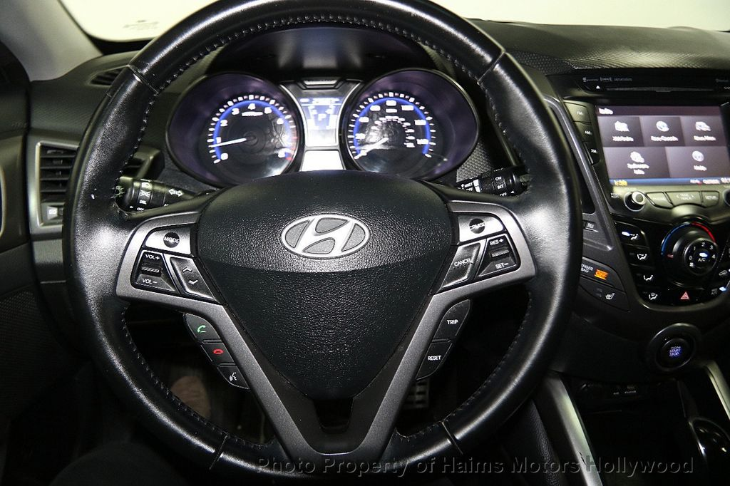 2015 Hyundai Veloster 3dr Coupe Automatic Turbo - 16465337 - 23