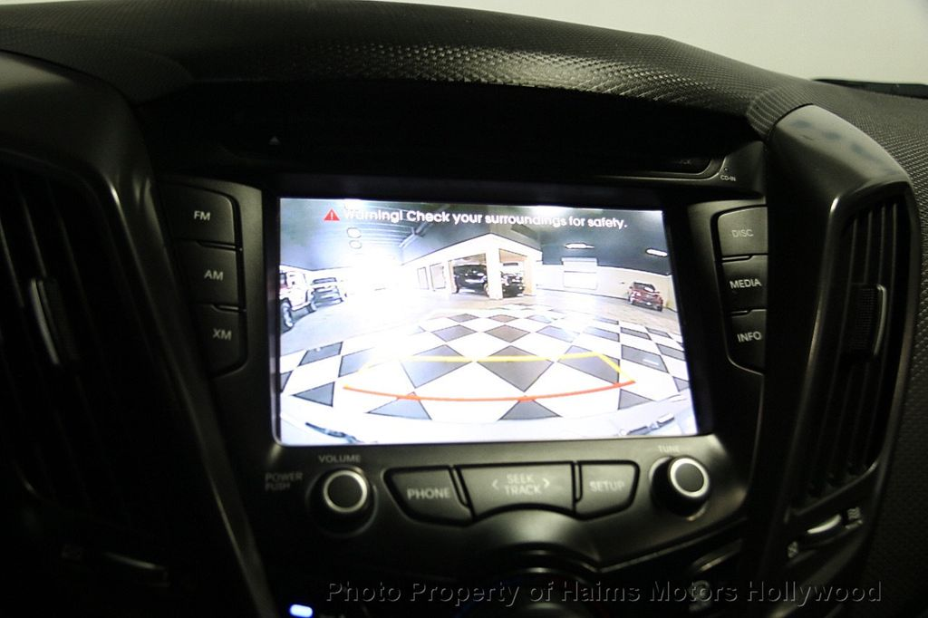 2015 Hyundai Veloster 3dr Coupe Automatic Turbo - 16465337 - 25