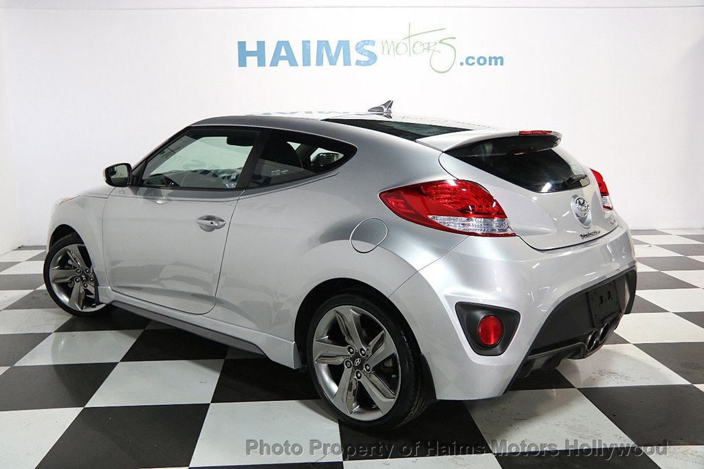 2015 Used Hyundai Veloster 3dr Coupe Automatic Turbo at Haims Motors