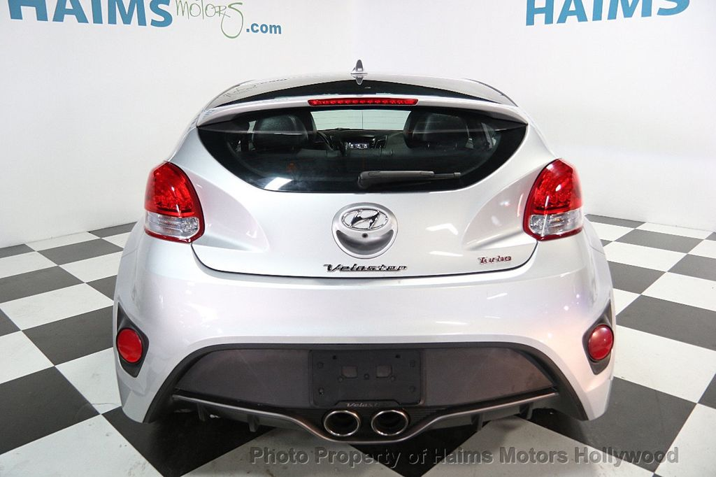 2015 Hyundai Veloster 3dr Coupe Automatic Turbo - 16465337 - 4
