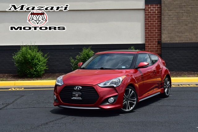 2015 Hyundai Veloster 3dr Coupe Automatic Turbo