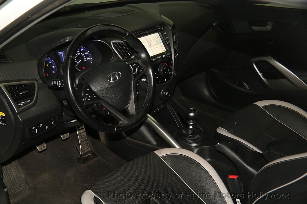 2015 Hyundai Veloster 3dr Coupe Manual Turbo - 17144626 - 16