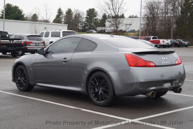2015 Used Infiniti Q60 Coupe 2dr Manual S Limited Rwd At