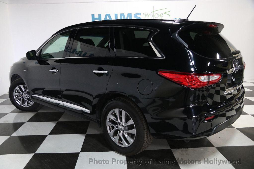 Infiniti Fort Lauderdale >> 2015 Used INFINITI QX60 AWD 4dr at Haims Motors Serving ...
