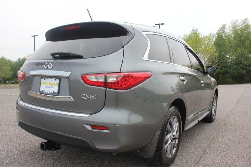2015 INFINITI QX60 AWD 4dr - 18833820 - 58