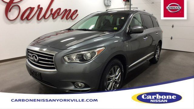2015 Used Infiniti Qx60 Awd 4dr At Webe Autos Serving Long Island