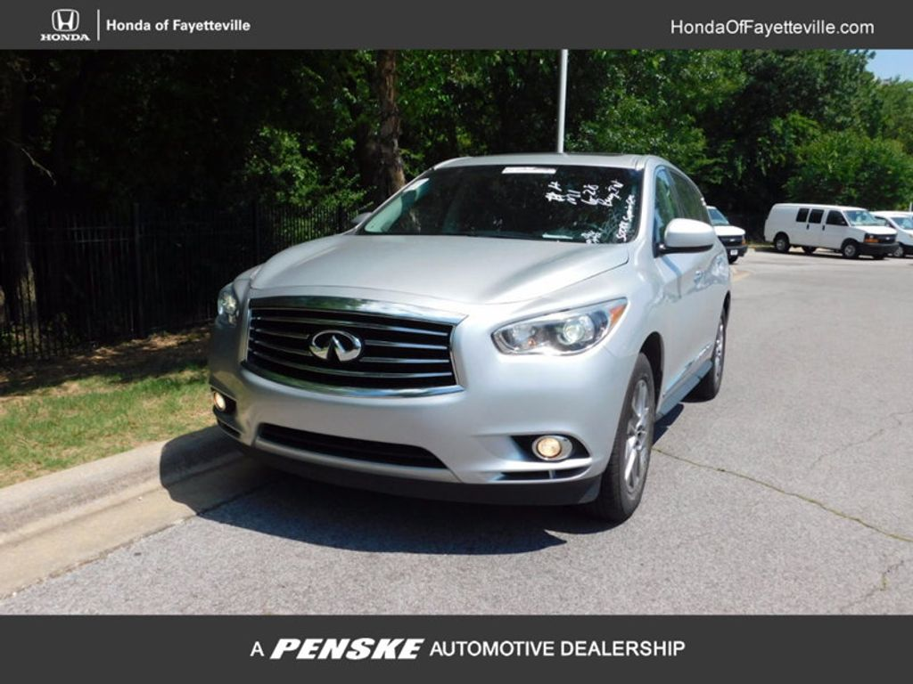 Dealer Video - 2015 INFINITI QX60 AWD 4dr - 16576003