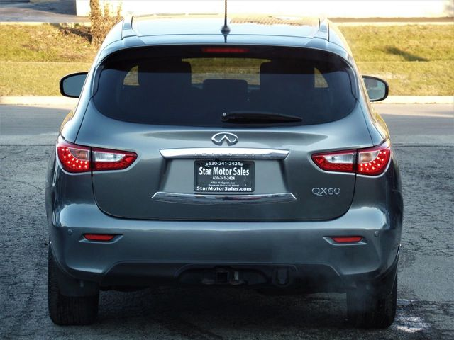 2015 INFINITI QX60 AWD 4dr - Click to see full-size photo viewer