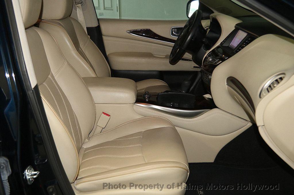 2015 INFINITI QX60 FWD 4dr - 17370127 - 13