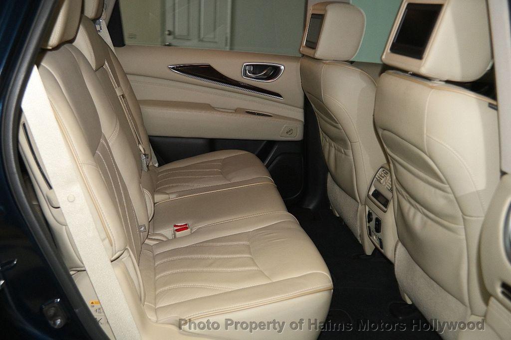2015 INFINITI QX60 FWD 4dr - 17370127 - 15