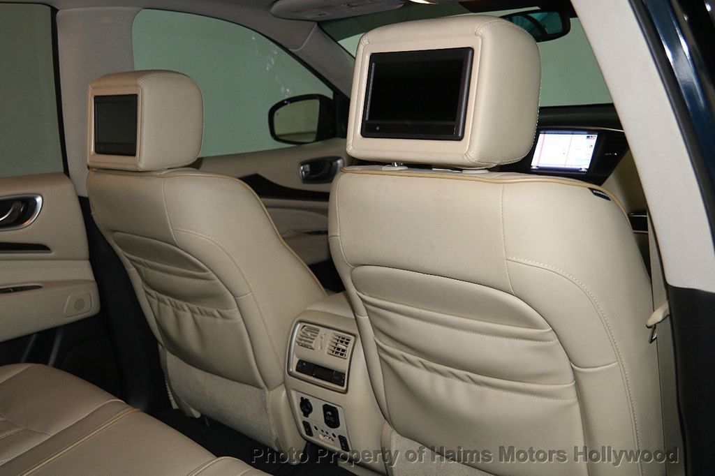 2015 INFINITI QX60 FWD 4dr - 17370127 - 16