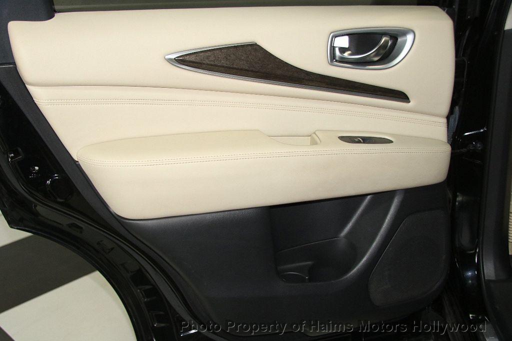 2015 INFINITI QX60 FWD 4dr - 17375734 - 11