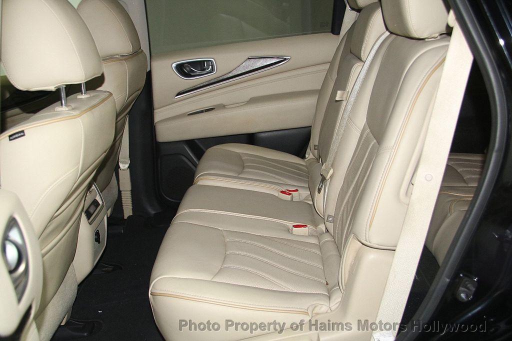 2015 INFINITI QX60 FWD 4dr - 17375734 - 18