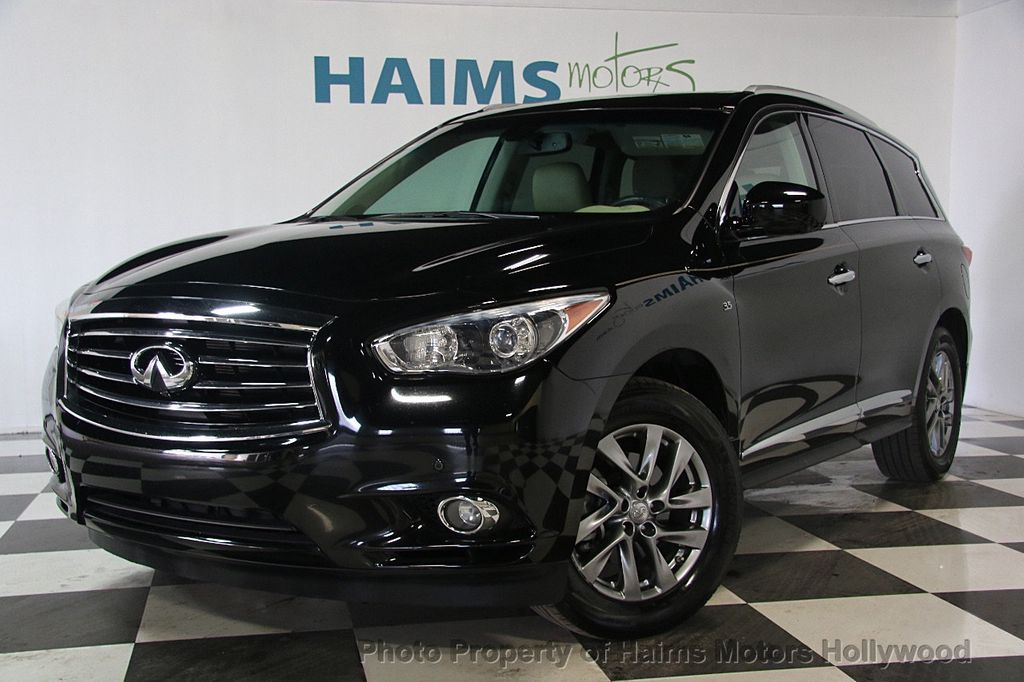 haims fwd detail at hollywood used motors infiniti serving infinity