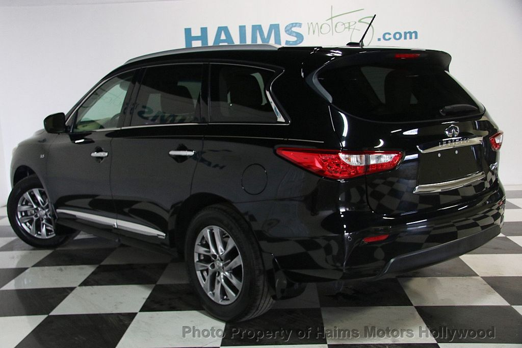 2015 INFINITI QX60 FWD 4dr - 17375734 - 4