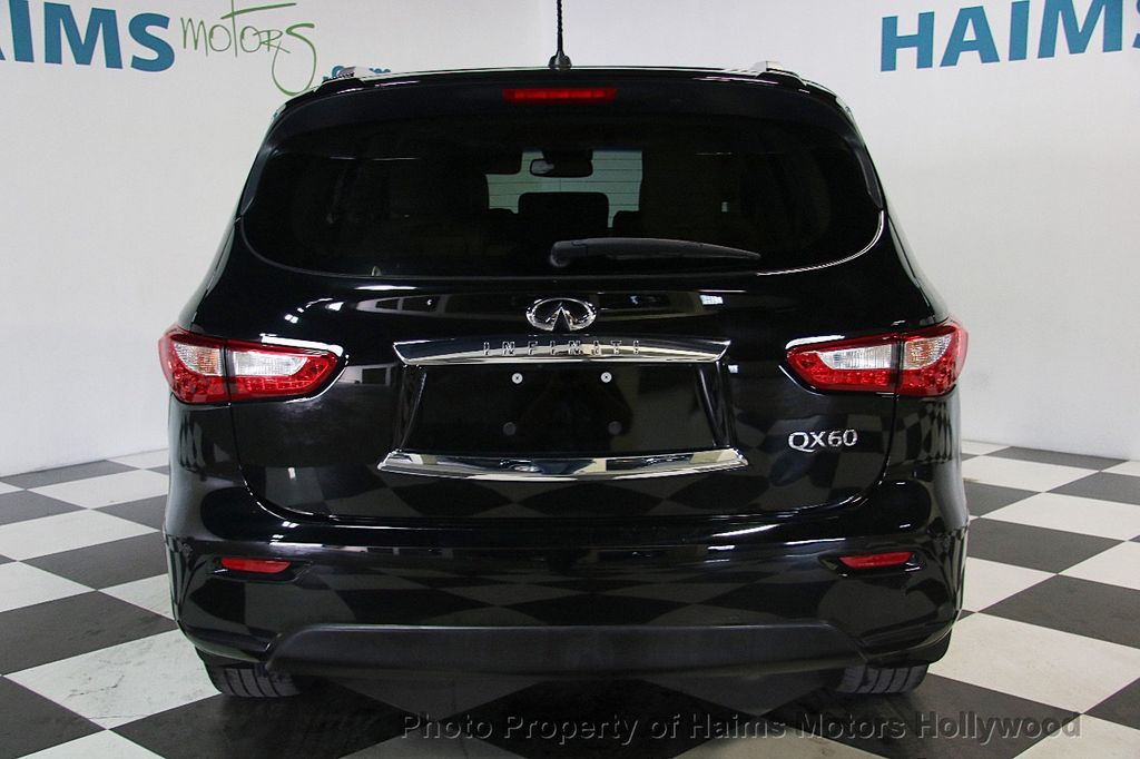 2015 INFINITI QX60 FWD 4dr - 17375734 - 5