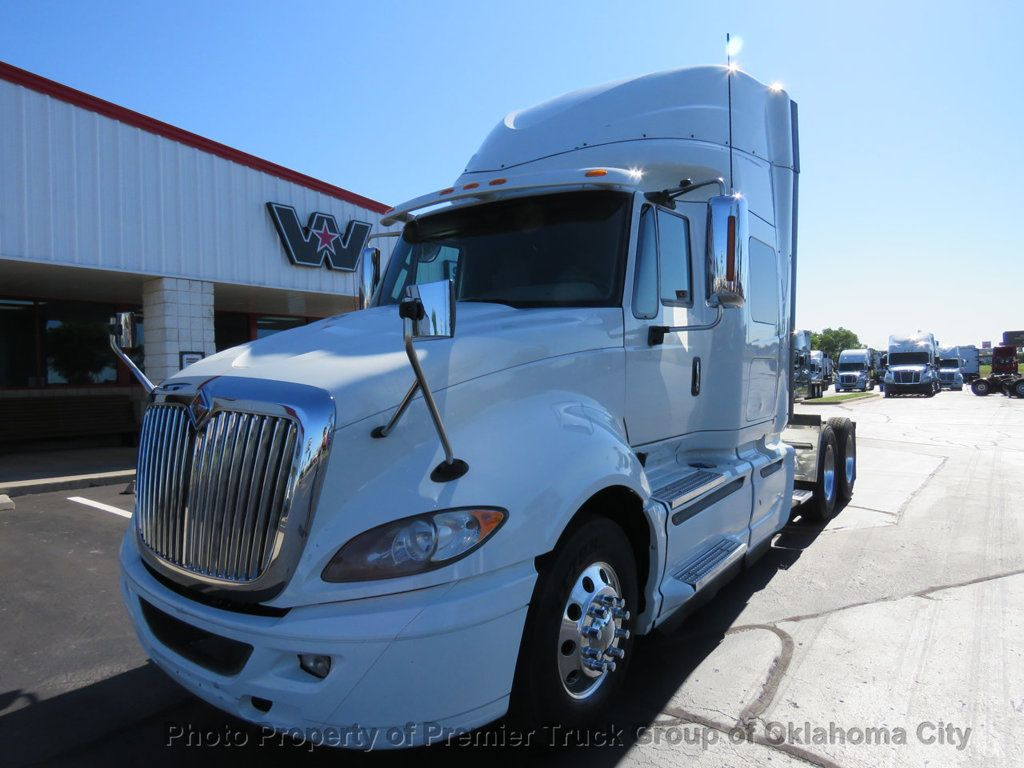 2015 Used International PROSTAR for Sale in Oklahoma City