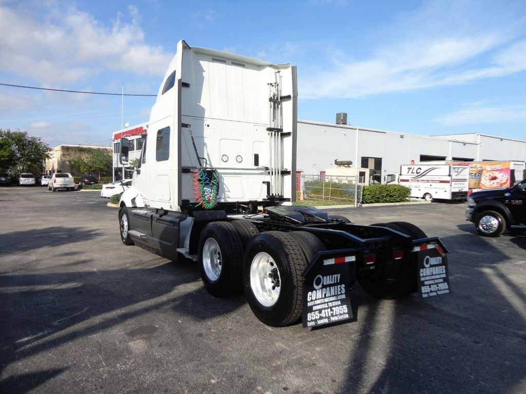 2015 International PROSTAR LF627 TANDEM AXLE SLEEPER TRACTOR TRUCK - 19198581 - 5