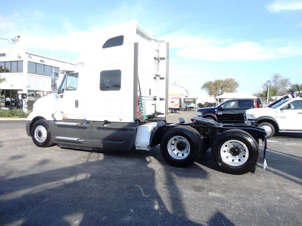 2015 International PROSTAR LF627 TANDEM AXLE SLEEPER TRACTOR TRUCK - 19198581 - 6