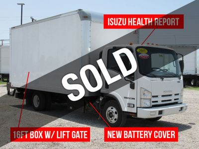 16 Foot New And Used Box Trucks For Sale Dallas Fort Worth Ip Truck
