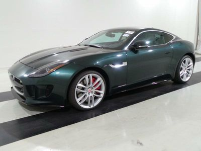 2015 Jaguar F-TYPE 2dr Coupe V8 R - Click to see full-size photo viewer
