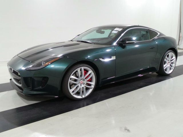 2015 Jaguar F-TYPE 2dr Coupe V8 R