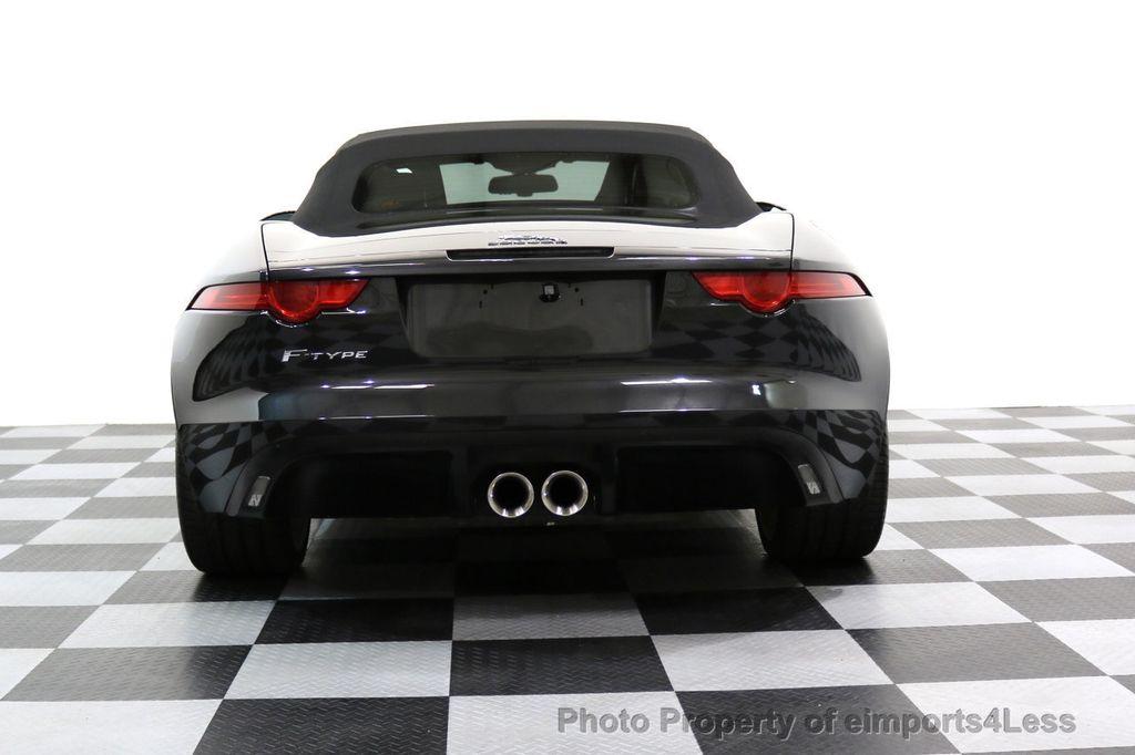 2015 Jaguar F-TYPE CERTIFIED F-TYPE Blind Spot CAMERA NAVIGATION - 17425250 - 17