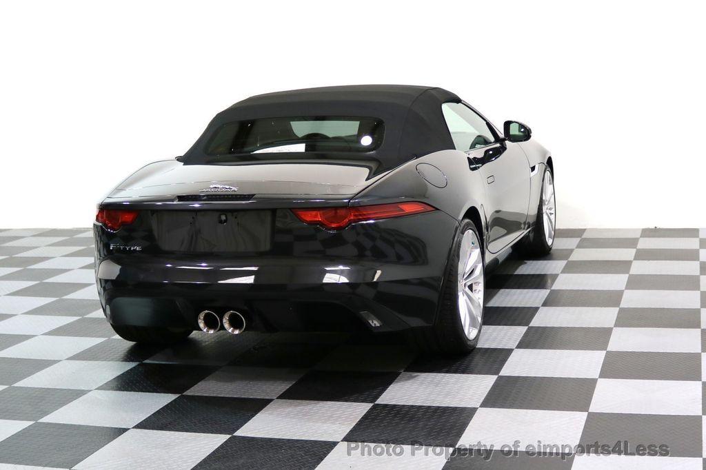 2015 Jaguar F-TYPE CERTIFIED F-TYPE Blind Spot CAMERA NAVIGATION - 17425250 - 18