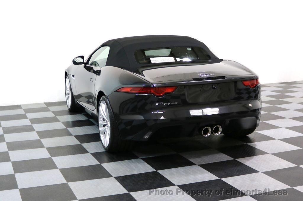 2015 Jaguar F-TYPE CERTIFIED F-TYPE Blind Spot CAMERA NAVIGATION - 17425250 - 2