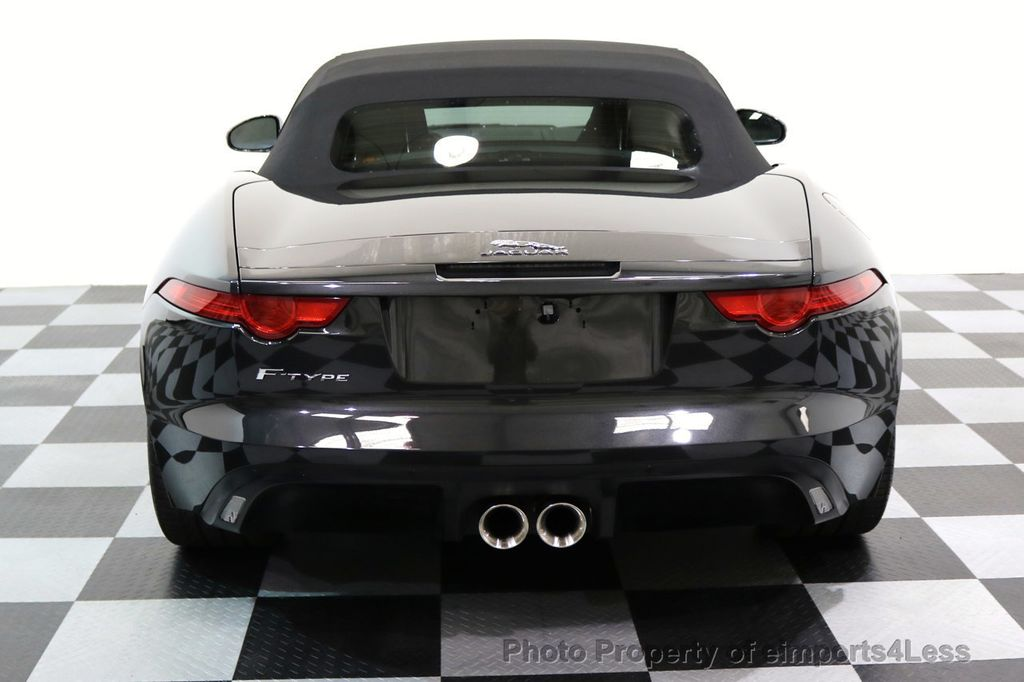 2015 Jaguar F-TYPE CERTIFIED F-TYPE Blind Spot CAMERA NAVIGATION - 17425250 - 32