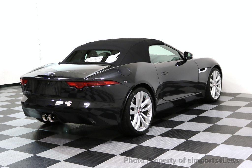 2015 Jaguar F-TYPE CERTIFIED F-TYPE Blind Spot CAMERA NAVIGATION - 17425250 - 33