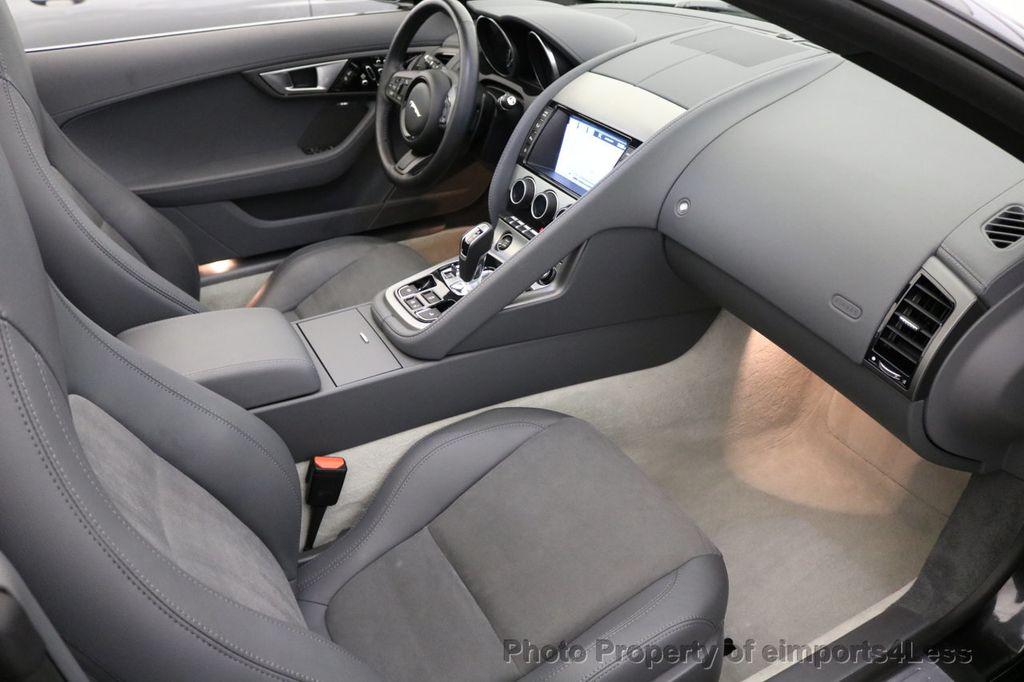 2015 Jaguar F-TYPE CERTIFIED F-TYPE Blind Spot CAMERA NAVIGATION - 17425250 - 37