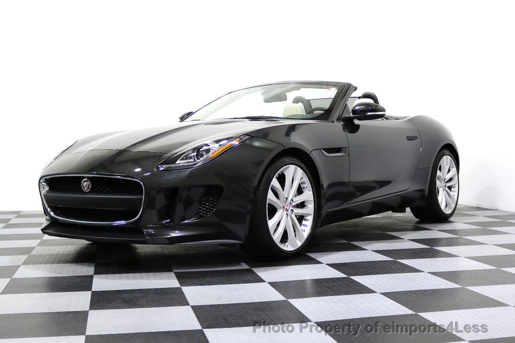2015 Jaguar F-TYPE CERTIFIED F-TYPE V6 Blind Spot MERIDIAN CAMERA NAVI - 17234536 - 9