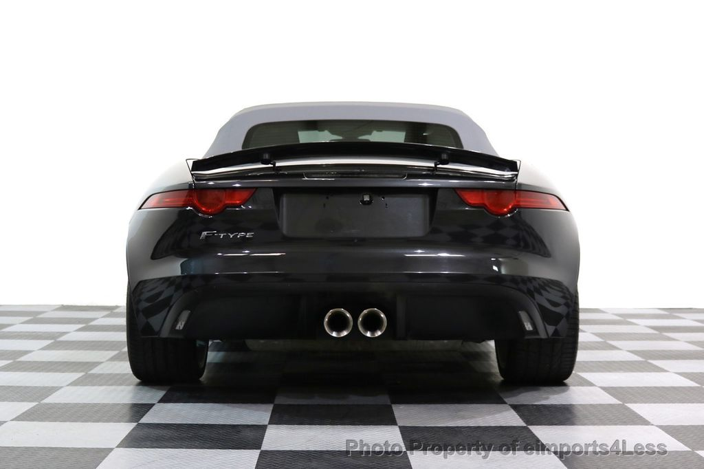 2015 Jaguar F-TYPE CERTIFIED F-TYPE V6 Blind Spot MERIDIAN CAMERA NAVI - 17234536 - 12