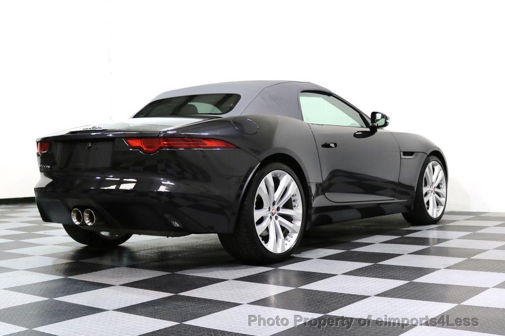 2015 Jaguar F-TYPE CERTIFIED F-TYPE V6 Blind Spot MERIDIAN CAMERA NAVI - 17234536 - 13