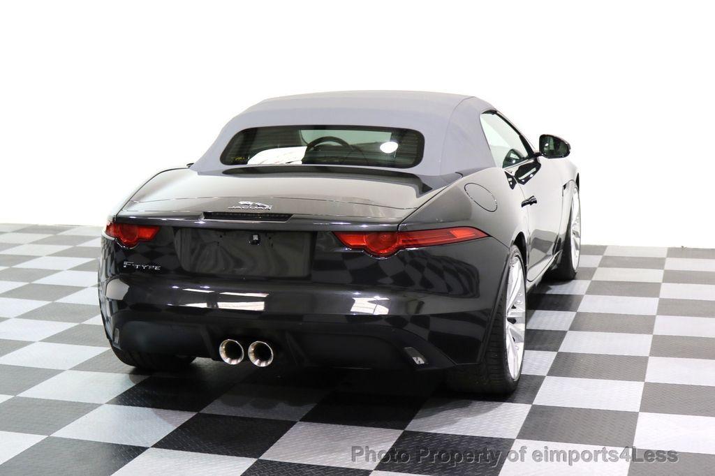 2015 Jaguar F-TYPE CERTIFIED F-TYPE V6 Blind Spot MERIDIAN CAMERA NAVI - 17234536 - 20